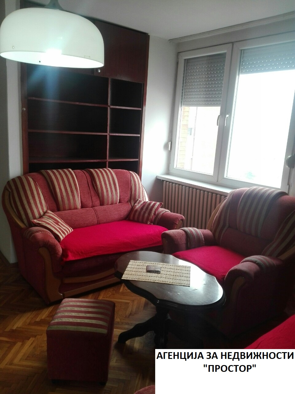 Се ИЗДАВА СТАН / APARTMENT FOR RENT – ЦЕНТАР (83М2