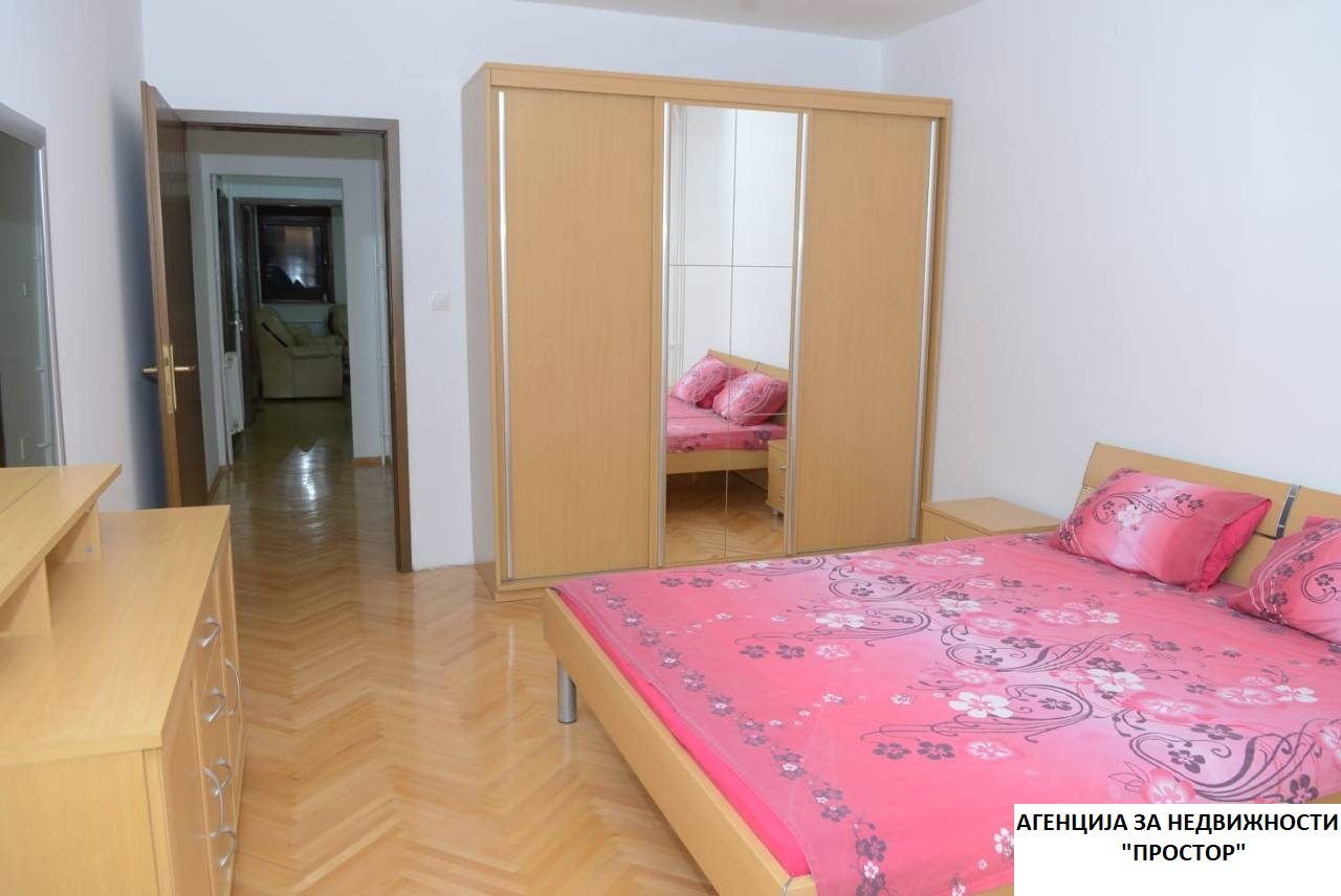 Се ИЗДАВА СТАН / APARTMENT FOR RENT ДЕБАР МААЛО –